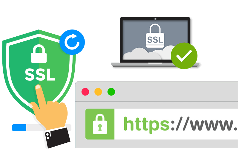 Can I use SSL to cover an internal domain?