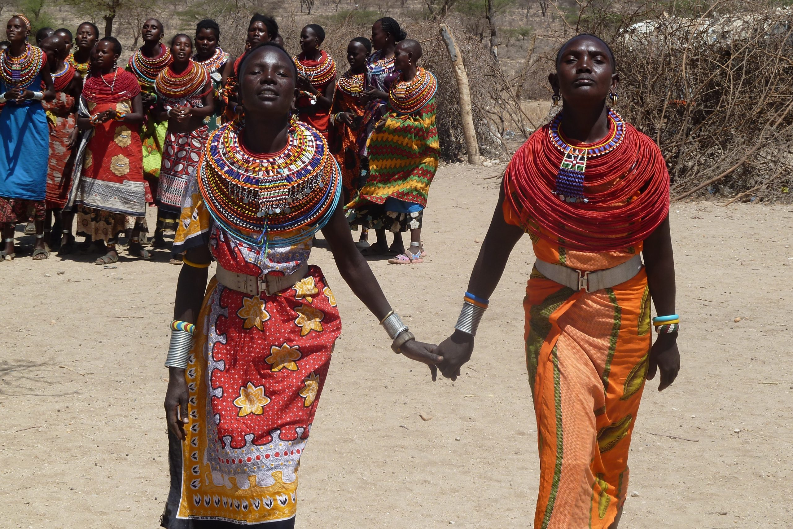 Impact of modernization on African tradition.