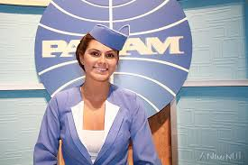 Pan Am smile